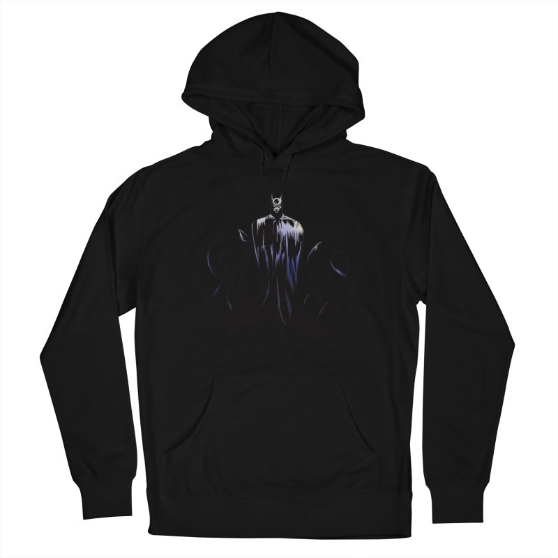Aquabat Women's French Terry Pullover Hoody by JordanaHeney Illustration