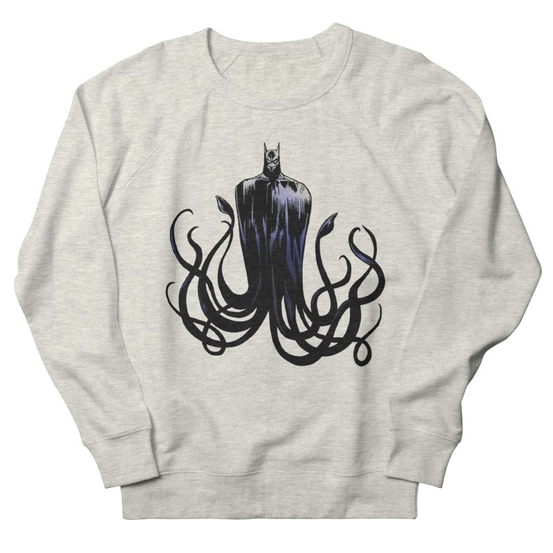 Aquabat Women's French Terry Sweatshirt by JordanaHeney Illustration