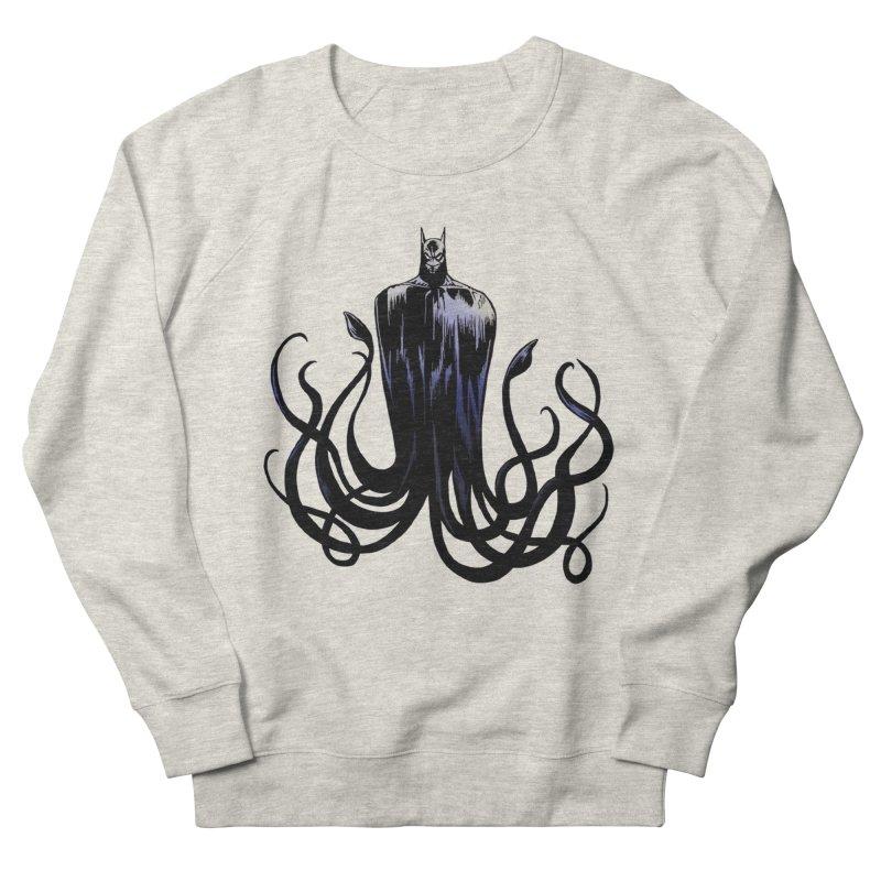 Aquabat Men's French Terry Sweatshirt by JordanaHeney Illustration