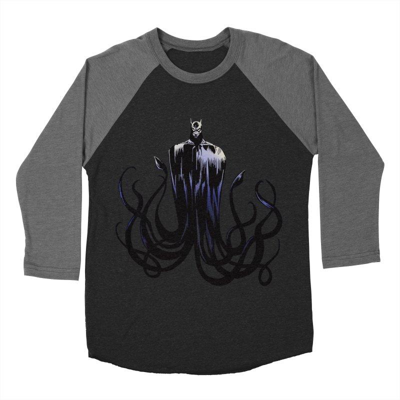 Aquabat Women's Baseball Triblend Longsleeve T-Shirt by JordanaHeney Illustration