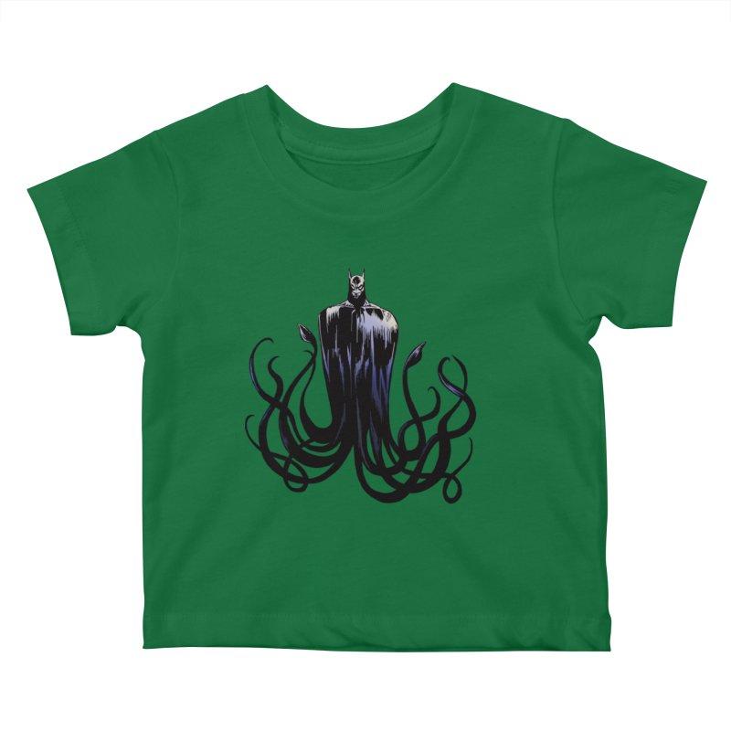 Aquabat Kids Baby T-Shirt by JordanaHeney Illustration