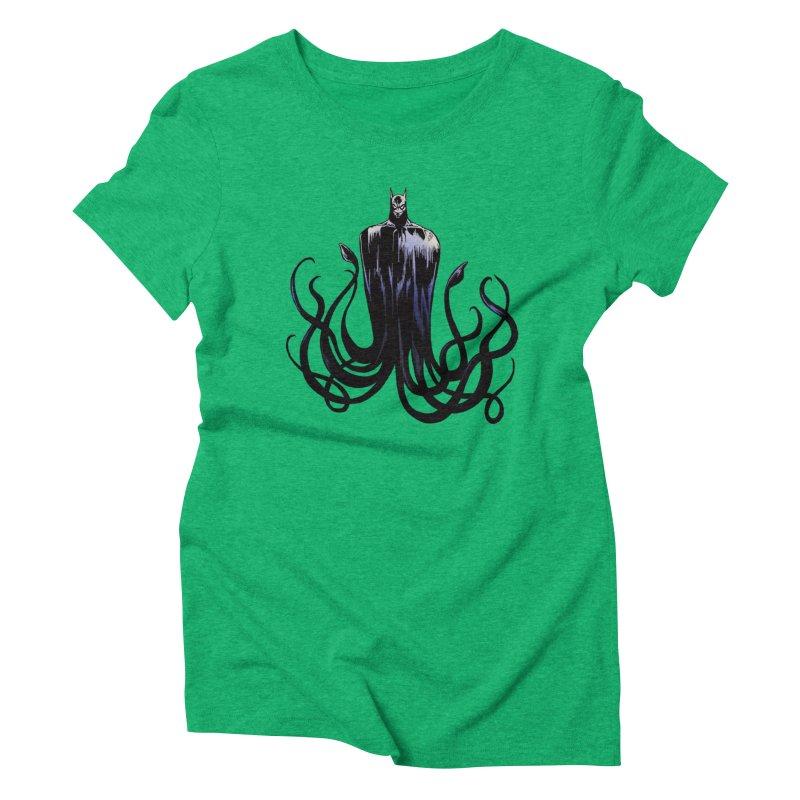 Aquabat Women's Triblend T-Shirt by JordanaHeney Illustration