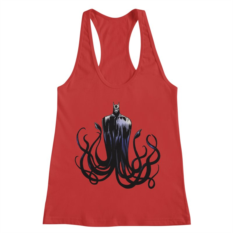 Aquabat Women's Racerback Tank by JordanaHeney Illustration