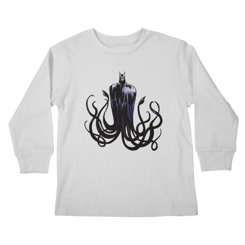 Aquabat Kids Longsleeve T-Shirt by JordanaHeney Illustration