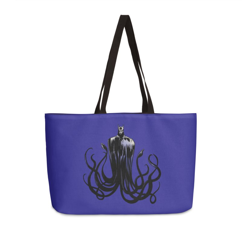 Aquabat Accessories Weekender Bag Bag by JordanaHeney Illustration