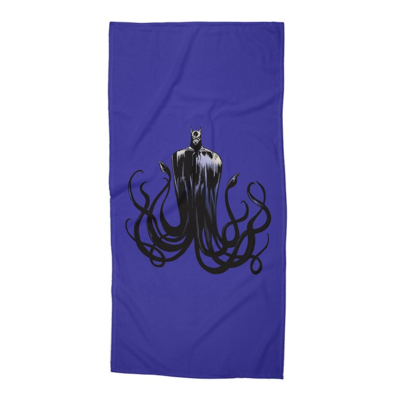 Aquabat Accessories Beach Towel by JordanaHeney Illustration