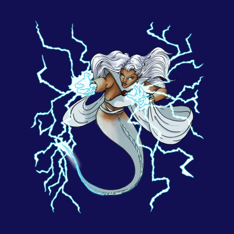 Thunderwater Accessories Sticker by JordanaHeney Illustration