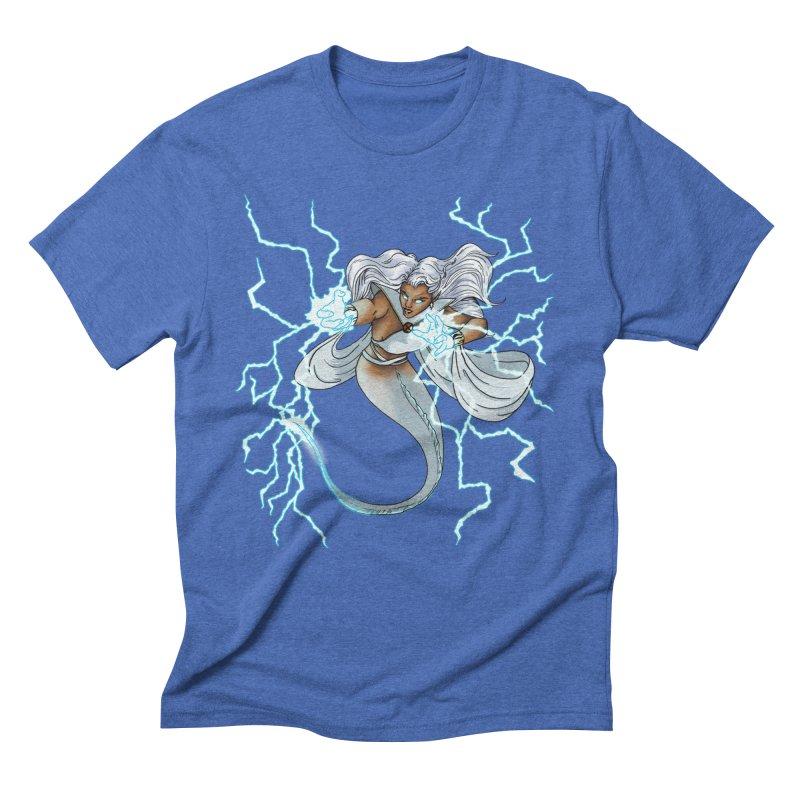 Thunderwater Men's T-Shirt by JordanaHeney Illustration
