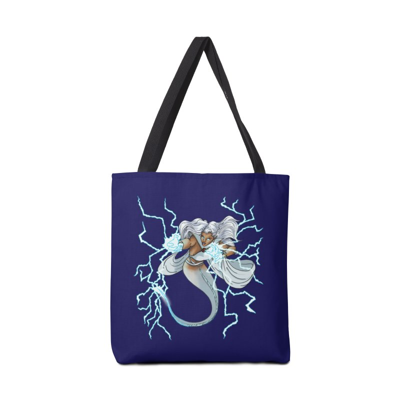 Thunderwater Accessories Bag by JordanaHeney Illustration