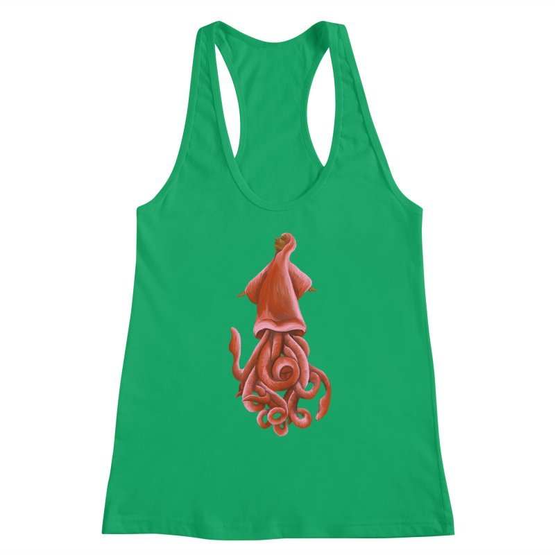 Squid Maiden Women's Tank by JordanaHeney Illustration