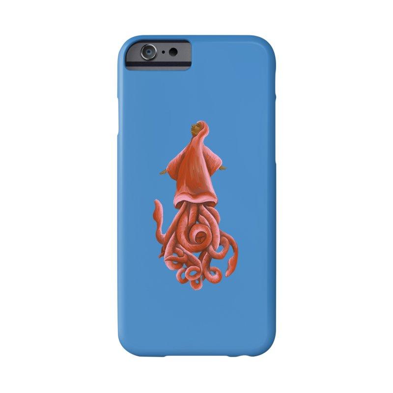 Squid Maiden Accessories Phone Case by JordanaHeney Illustration