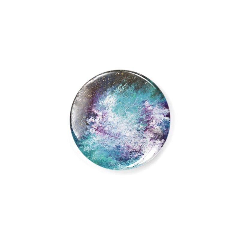Galaxy Accessories Button by JordanaHeney Illustration