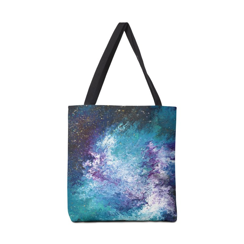 Galaxy Accessories Bag by JordanaHeney Illustration
