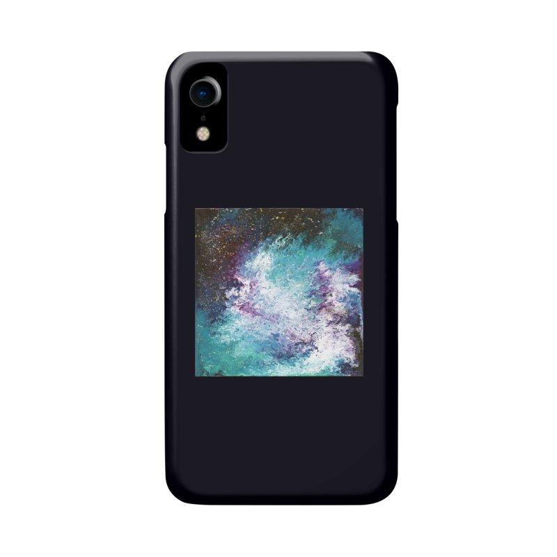 Galaxy Accessories Phone Case by JordanaHeney Illustration