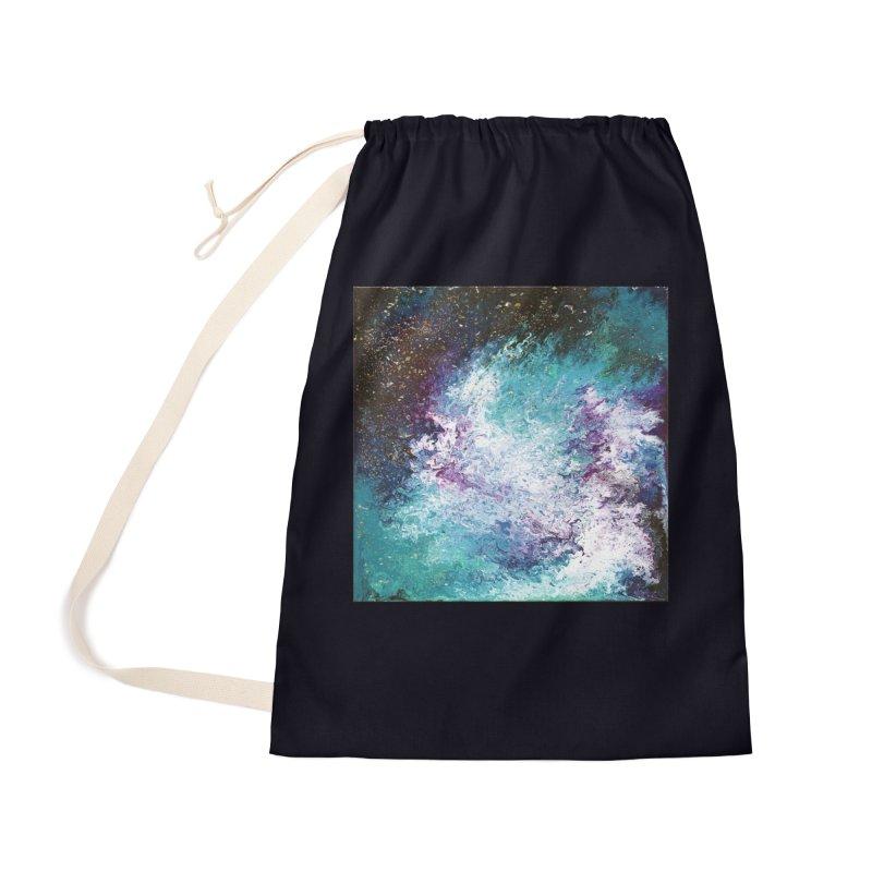 Galaxy Accessories Bag by JordanaHeney Illustration