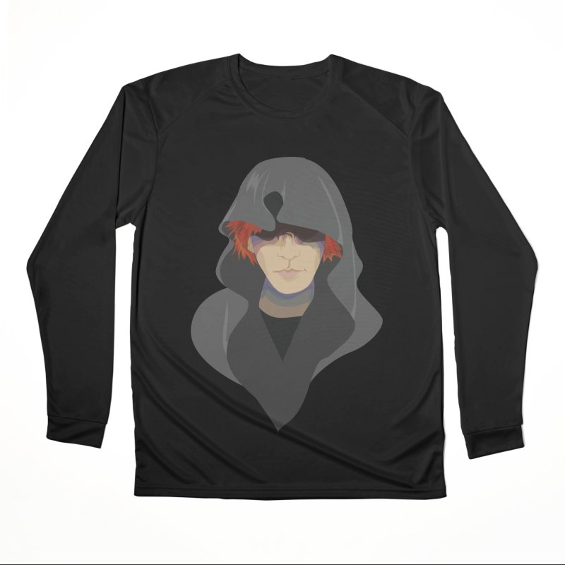 Sneak Thief Women's Performance Unisex Longsleeve T-Shirt by JordanaHeney Illustration