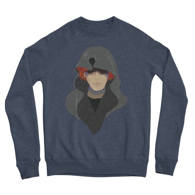 Sneak Thief Women's Sponge Fleece Sweatshirt by JordanaHeney Illustration