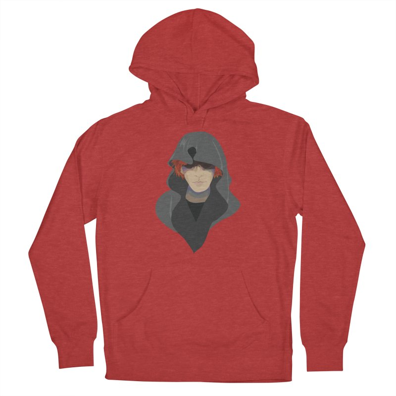 Sneak Thief Men's French Terry Pullover Hoody by JordanaHeney Illustration