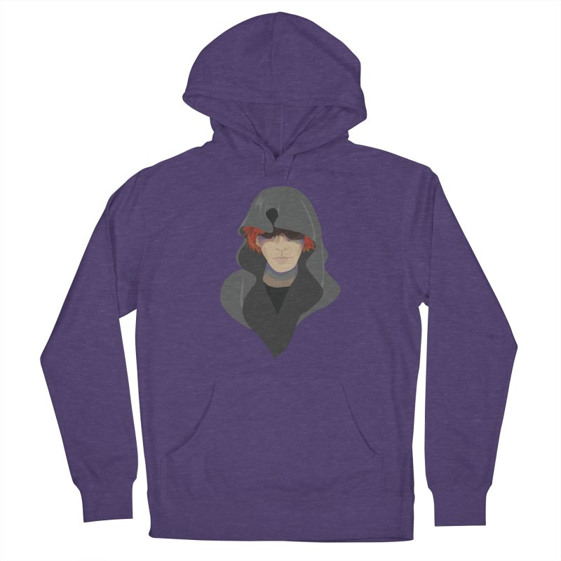 Sneak Thief Women's French Terry Pullover Hoody by JordanaHeney Illustration