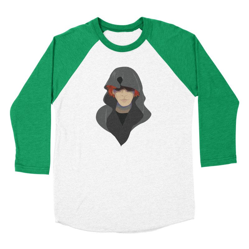 Sneak Thief Men's Baseball Triblend Longsleeve T-Shirt by JordanaHeney Illustration