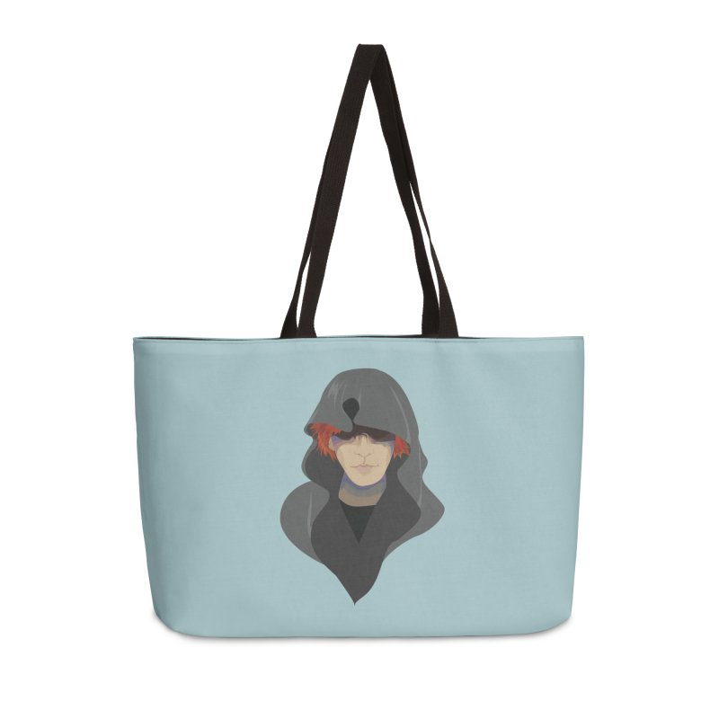 Sneak Thief Accessories Weekender Bag Bag by JordanaHeney Illustration