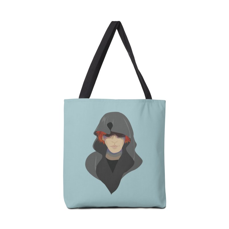 Sneak Thief Accessories Tote Bag Bag by JordanaHeney Illustration