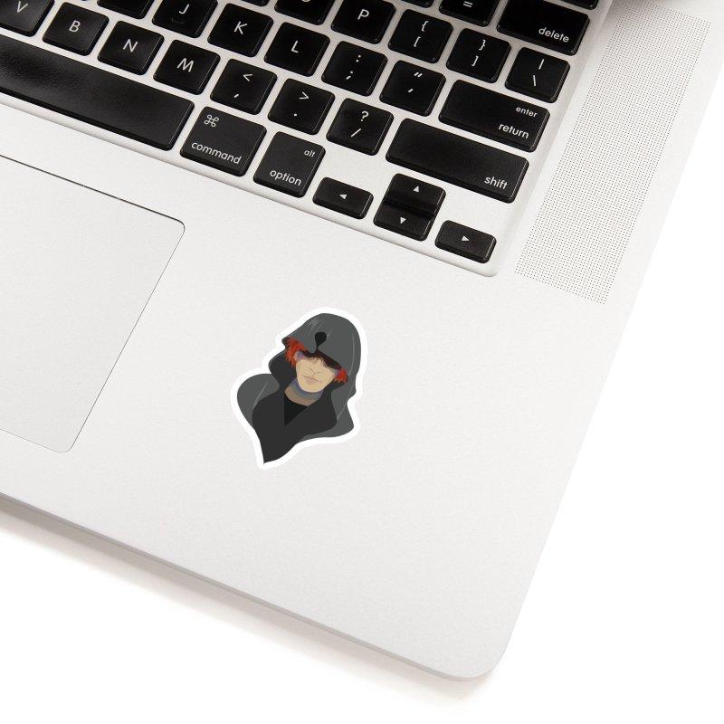 Sneak Thief Accessories Sticker by JordanaHeney Illustration