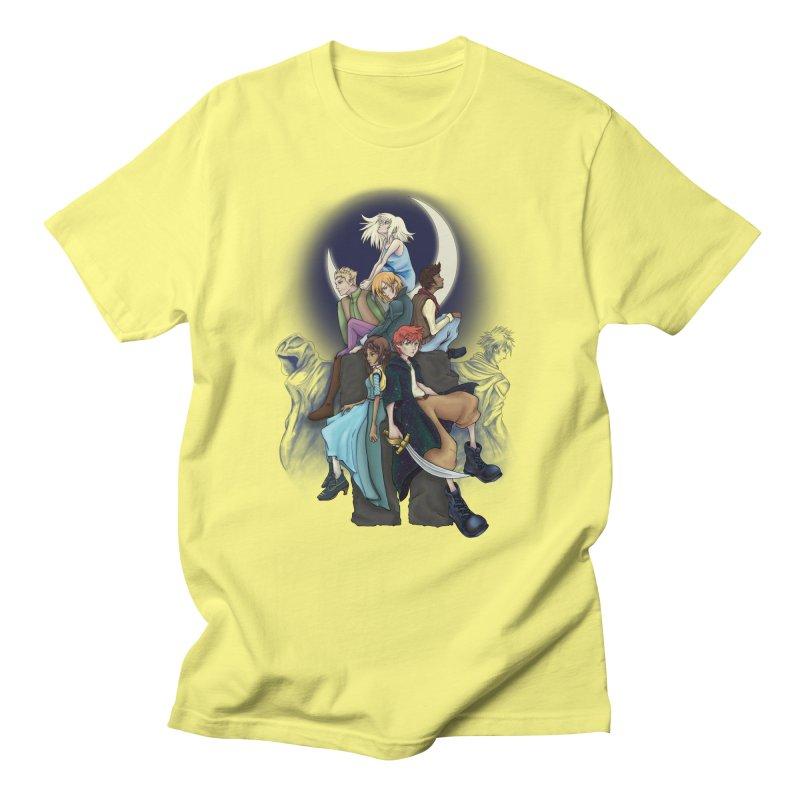 Kingdom of the Wind Men's T-Shirt by JordanaHeney Illustration