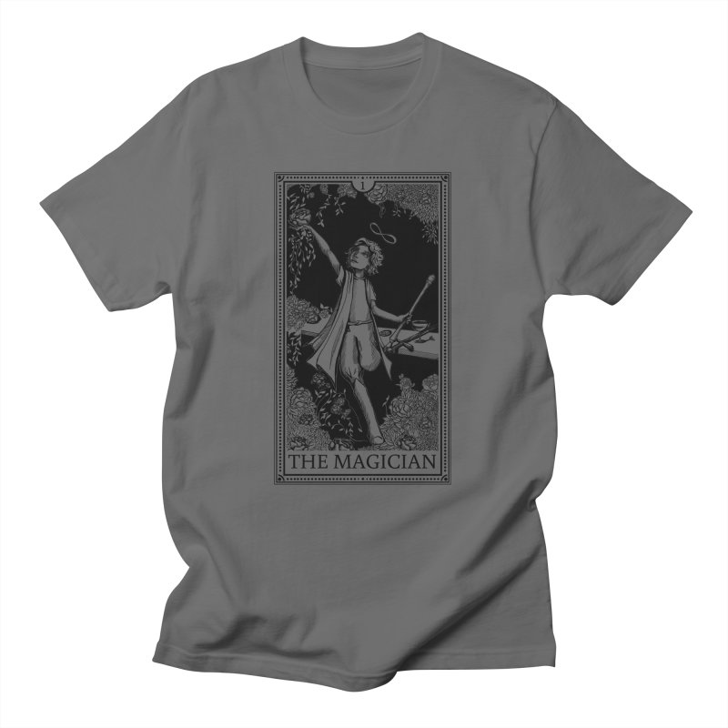 The Young Magician Women's T-Shirt by JordanaHeney Illustration