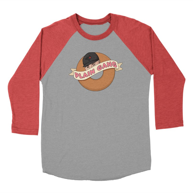 Plain Gang Men's Longsleeve T-Shirt by JordanaHeney Illustration