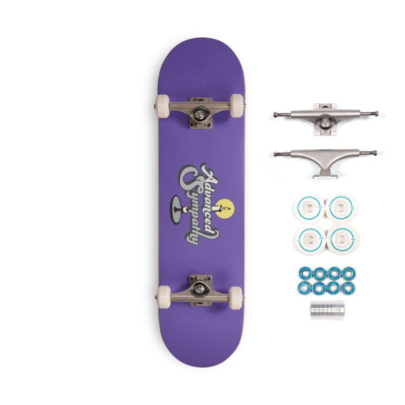 Advanced Sympathy Accessories Skateboard by JordanaHeney Illustration