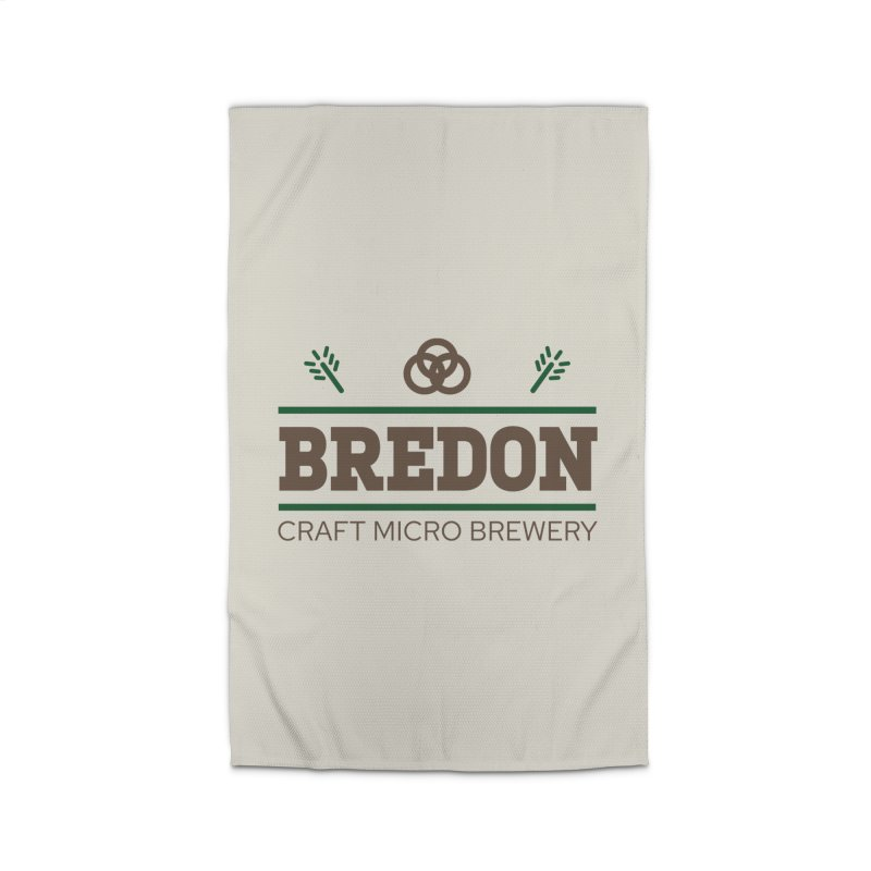 Bredon Brewery Home Rug by JordanaHeney Illustration