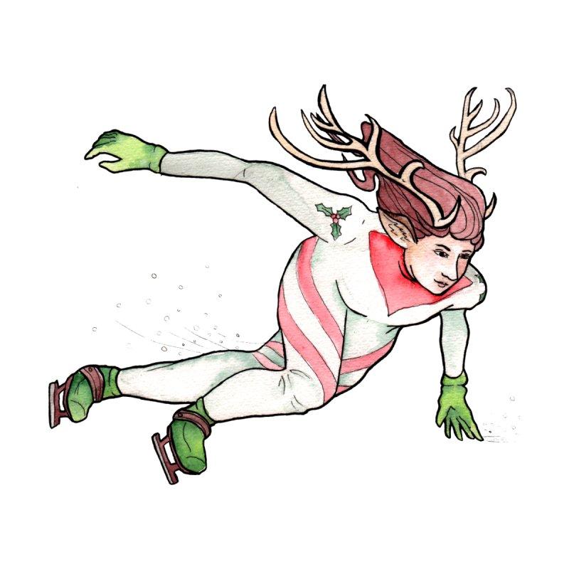 Dasher by JordanaHeney Illustration