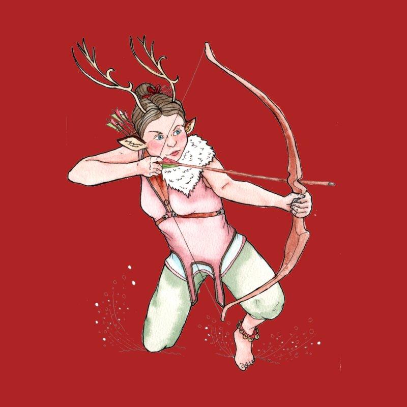 Cupid by JordanaHeney Illustration