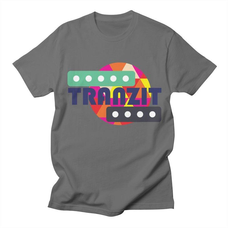 TRANZIT Men's T-Shirt by JordanaHeney Illustration