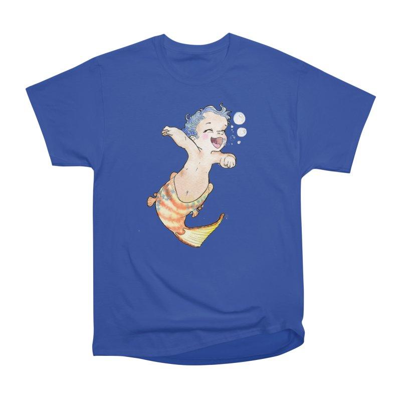Baby-maid Men's Classic T-Shirt by JordanaHeney Illustration