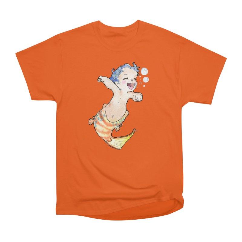 Baby-maid Women's Classic Unisex T-Shirt by JordanaHeney Illustration