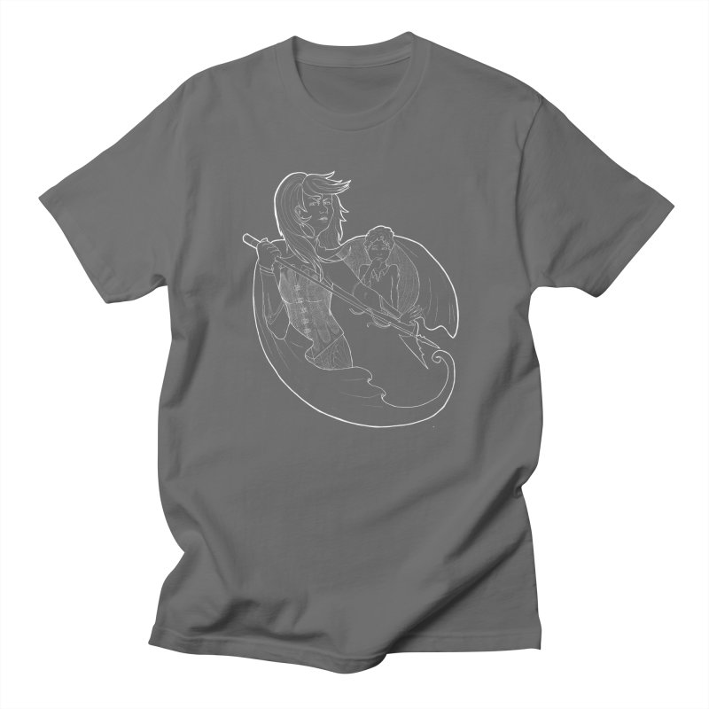 Hansel & Gretel (W) Men's T-Shirt by JordanaHeney Illustration