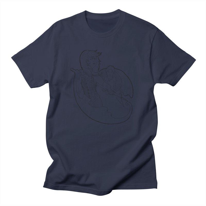 Hansel & Gretel (B) Men's T-Shirt by JordanaHeney Illustration