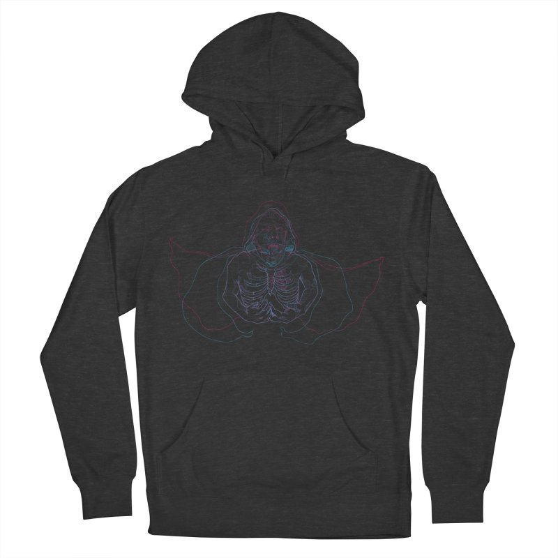 The Thunder Within Women's French Terry Pullover Hoody by JordanaHeney Illustration