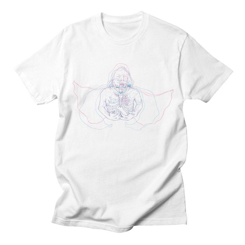 The Thunder Within Women's Unisex T-Shirt by JordanaHeney Illustration
