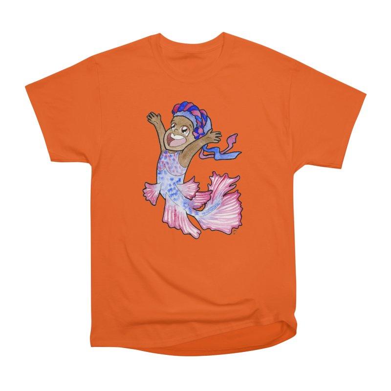 Beta Buddie Men's Classic T-Shirt by JordanaHeney Illustration