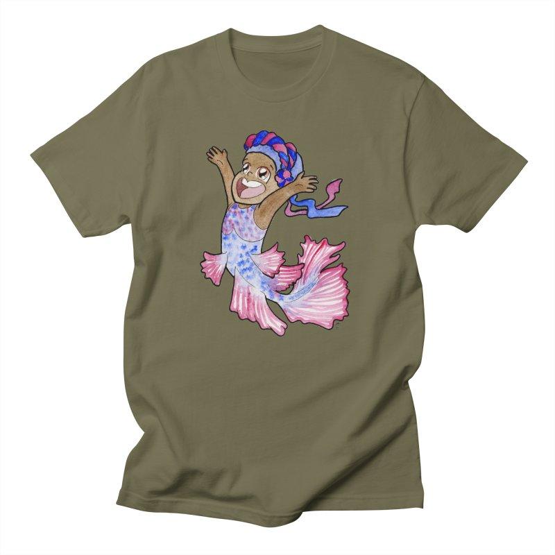 Beta Buddie Women's Unisex T-Shirt by JordanaHeney Illustration