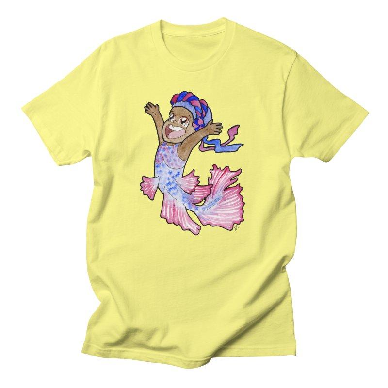 Beta Buddie Men's T-Shirt by JordanaHeney Illustration