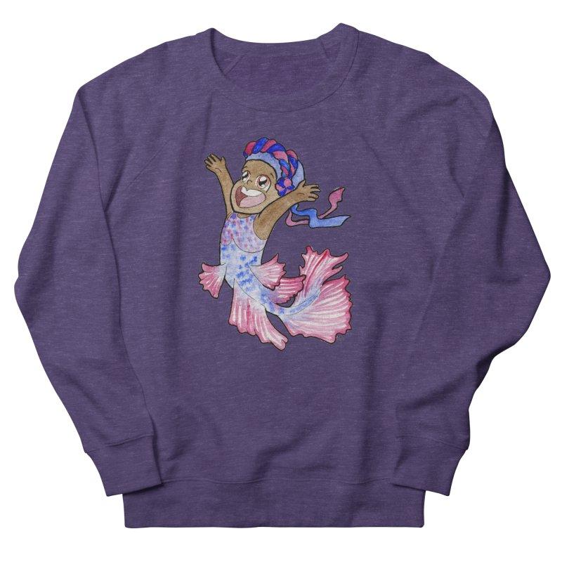 Beta Buddie Women's Sweatshirt by JordanaHeney Illustration