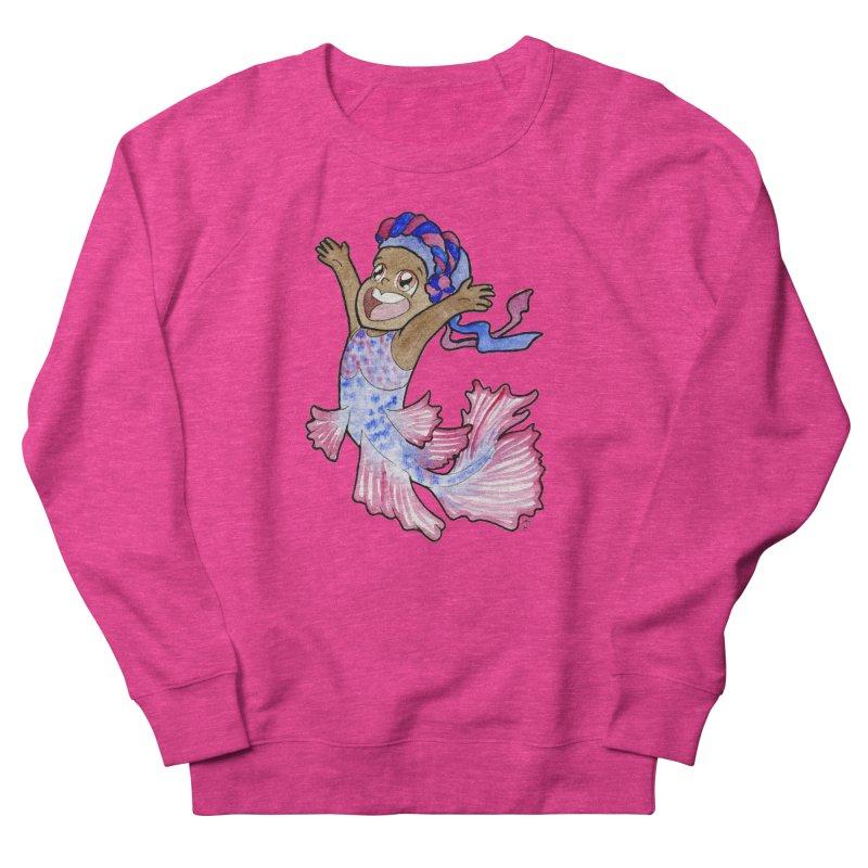 Beta Buddie Men's Sweatshirt by JordanaHeney Illustration