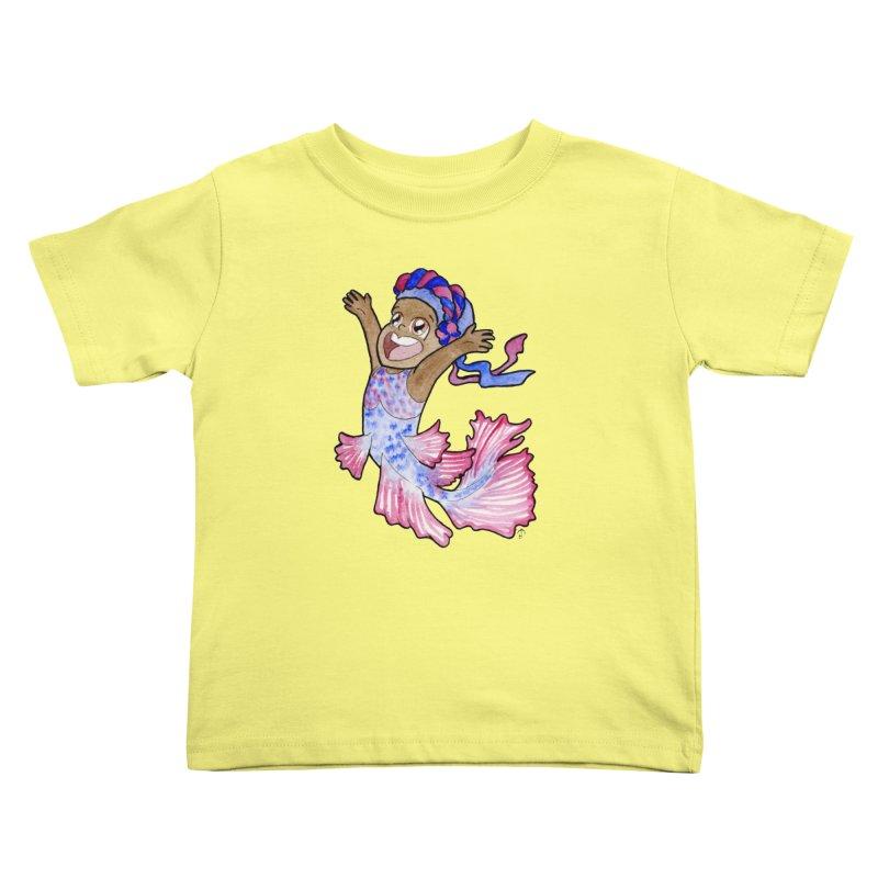 Beta Buddie Kids Toddler T-Shirt by JordanaHeney Illustration