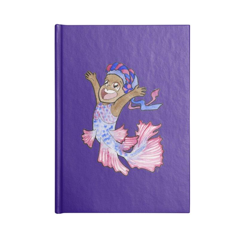 Beta Buddie Accessories Notebook by JordanaHeney Illustration