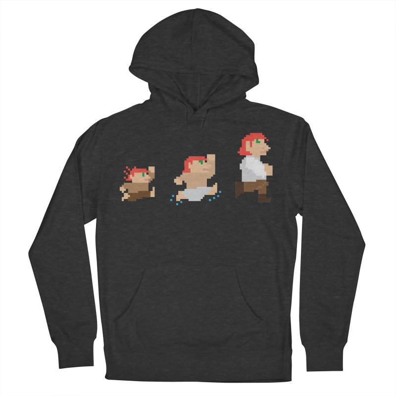 Level Up Men's Pullover Hoody by JordanaHeney Illustration