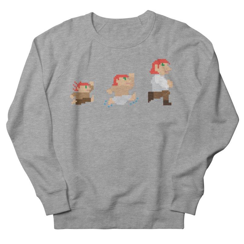 Level Up Women's French Terry Sweatshirt by JordanaHeney Illustration